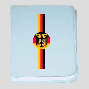 Germany Soccer Fussball SV de Infant Blanket