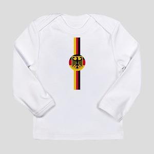 Germany Soccer Fussball SV de Long Sleeve Infant T
