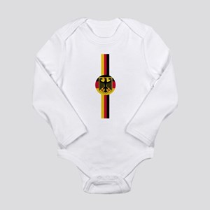 Germany Soccer Fussball SV de Long Sleeve Infant B