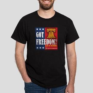 Got Freedom? Dark T-Shirt