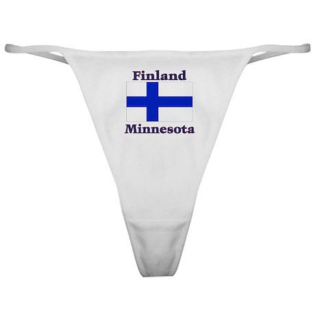 Finland Minnesota Classic Thong