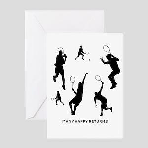 Many Happy Returns - Greeting Card