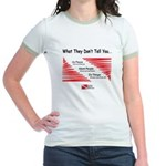 They Don't Say Jr. Ringer T-Shirt