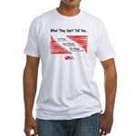They Don't Say Fitted T-Shirt