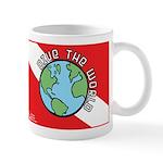 DiveWorld Flag Mug