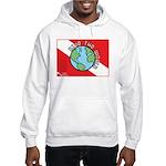 DiveWorld Flag Hooded Sweatshirt