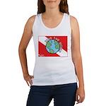 DiveWorld Flag Women's Tank Top