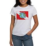 DiveWorld Flag Women's T-Shirt