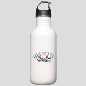 Wedding Party Stainless Water Bottle 1.0L