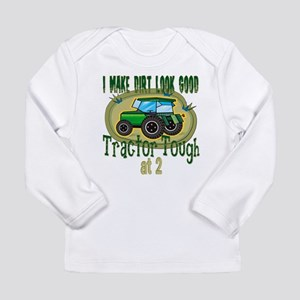 Tractor Tough 2nd Long Sleeve Infant T Shirt