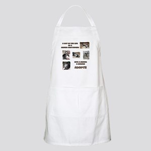 A Day in the Life of a Senior Apron