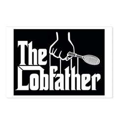 Lobfather Tennis Postcards (package Of 8)