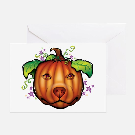 The Great Pupkin Greeting Card