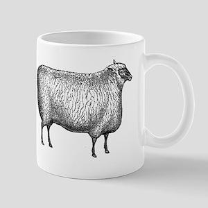 Sheep Design 2 Mug