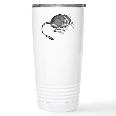 Kangaroo Rat Stainless Steel Travel Mug