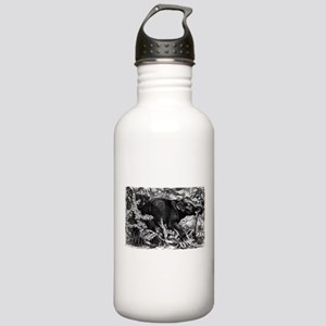 Elephant Rampage Stainless Water Bottle 1.0L