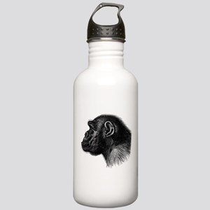 Chimpanzee Stainless Water Bottle 1.0L