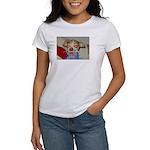 free puppyWomen's T-shirt