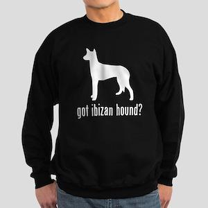 Ibizan Hound Sweatshirt (dark)