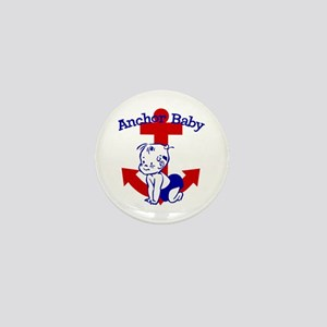 Anchor Baby Mini Button