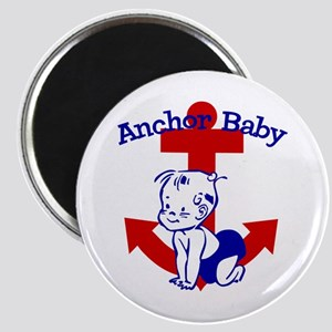 Anchor Baby Magnet