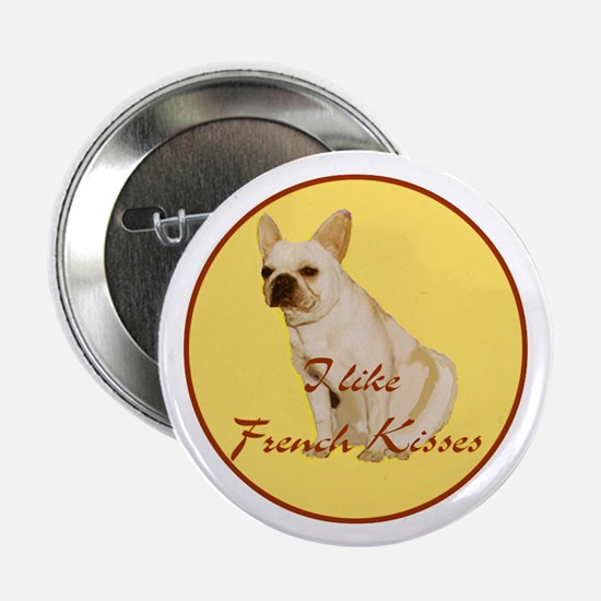 French Kisses Button