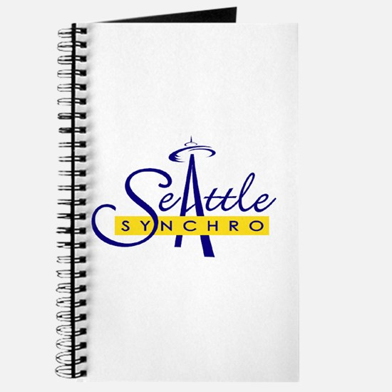 Funny Synchro swimming Journal