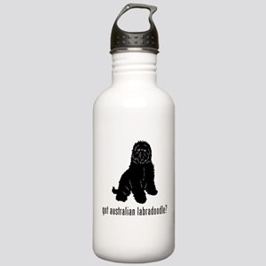 Australian Labradoodle Stainless Water Bottle 1.0L