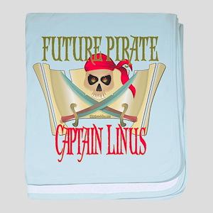 Captain Linus Infant Blanket