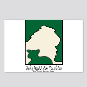Robin Hood Autism Foundation Postcards (Package of