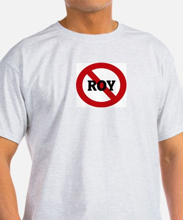 Anti-Roy Ash Grey T-Shirt