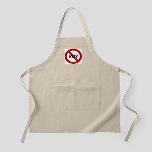 Anti-Roy BBQ Apron