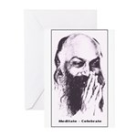Meditate-Celebrate Greeting Cards (Pk of 10)