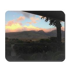Maui Mountains Mousepad