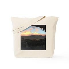 Maui Mountains Tote Bag