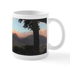 Maui Mountains Mugs