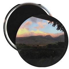 Maui Mountains Magnets