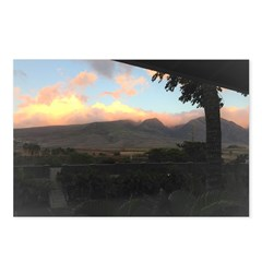 Maui Mountains Postcards (Package of 8)