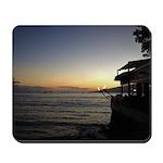 Maui Restaurant at Sunset Mousepad