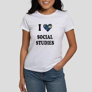 I Love School Shirts Gifts Women's T-Shirt
