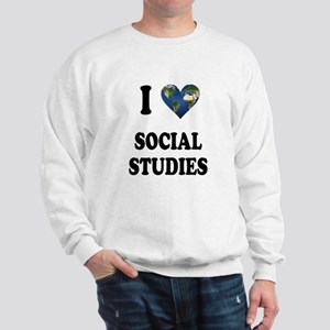 I Love School Shirts Gifts Sweatshirt