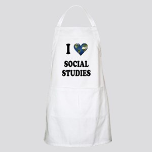 I Love School Shirts Gifts Apron