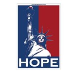 Liberty is Hope Postcards (Package of 8)
