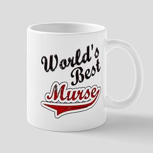 Worlds Best Murse Mugs