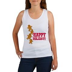 Happy Holiday Women's Tank Top