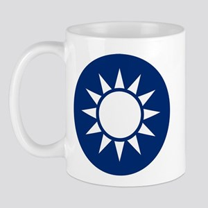 Taiwan Coat of Arms Mug