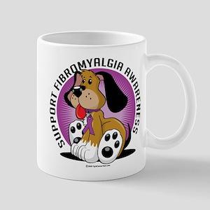 Fibromyalgia Dog Mug