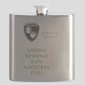 Spiritual Insight Flask