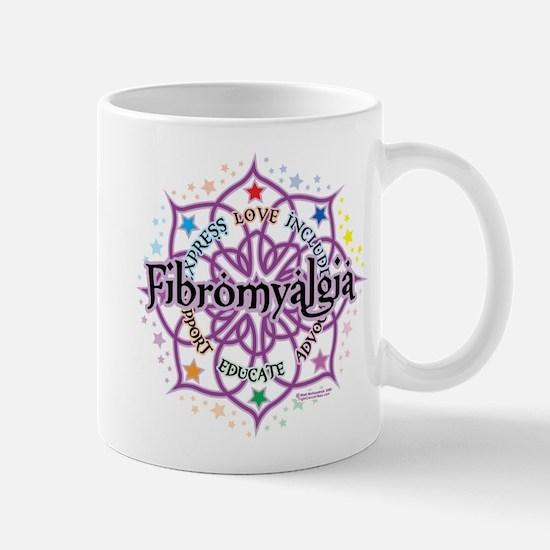 Fibromyalgia Lotus Mug