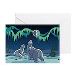 Polar Bear Greeting Cards (Pk of 20)